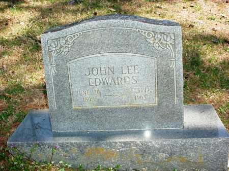 EDWARDS, JOHN LEE - Benton County, Arkansas | JOHN LEE EDWARDS - Arkansas Gravestone Photos