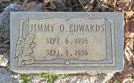 EDWARDS, JIMMY O. - Benton County, Arkansas | JIMMY O. EDWARDS - Arkansas Gravestone Photos