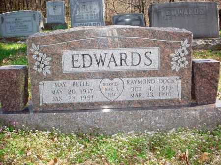 EDWARDS, RAYMOND DOCK - Benton County, Arkansas | RAYMOND DOCK EDWARDS - Arkansas Gravestone Photos