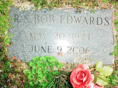 "EDWARDS, ROBERT SAMUEL "" BOB"" - Benton County, Arkansas 