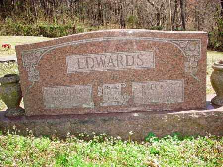 EDWARDS, REECE C. - Benton County, Arkansas | REECE C. EDWARDS - Arkansas Gravestone Photos