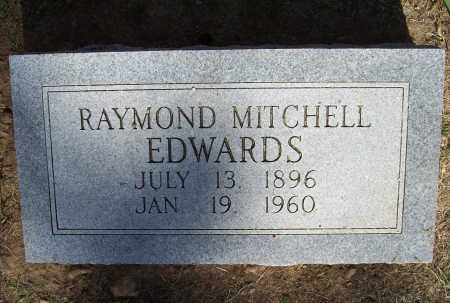 EDWARDS, RAYMOND MITCHELL - Benton County, Arkansas | RAYMOND MITCHELL EDWARDS - Arkansas Gravestone Photos