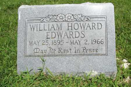 EDWARDS, WILLIAM HOWARD - Benton County, Arkansas | WILLIAM HOWARD EDWARDS - Arkansas Gravestone Photos