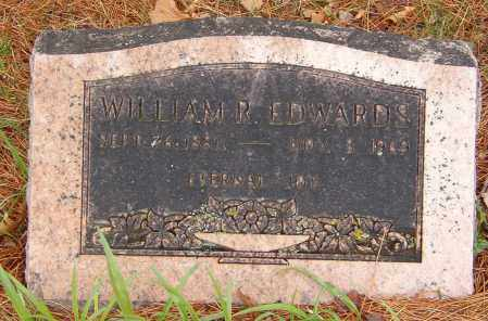 EDWARDS, WILLIAM R. - Benton County, Arkansas | WILLIAM R. EDWARDS - Arkansas Gravestone Photos