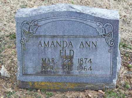 ELD, AMANDA ANN - Benton County, Arkansas | AMANDA ANN ELD - Arkansas Gravestone Photos