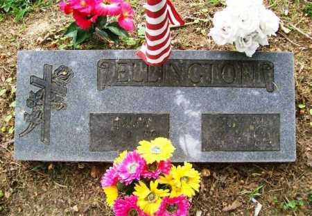 HAYS ELLINGTON, EMMA - Benton County, Arkansas | EMMA HAYS ELLINGTON - Arkansas Gravestone Photos
