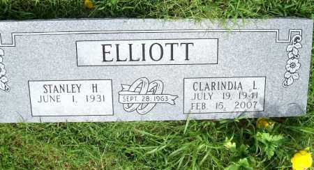 ELLIOTT, CLARINDIA LEE - Benton County, Arkansas | CLARINDIA LEE ELLIOTT - Arkansas Gravestone Photos