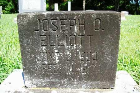 ELLIOTT, JOSEPH O. - Benton County, Arkansas | JOSEPH O. ELLIOTT - Arkansas Gravestone Photos