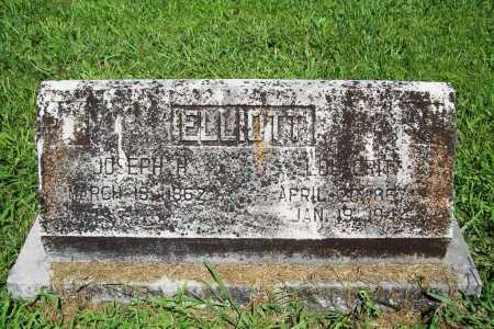 ELLIOTT, LOU  GRIT - Benton County, Arkansas | LOU  GRIT ELLIOTT - Arkansas Gravestone Photos