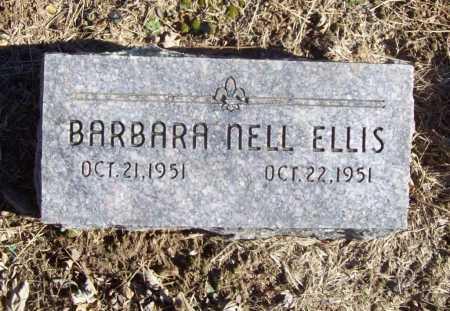 ELLIS, BARBARA NELL - Benton County, Arkansas | BARBARA NELL ELLIS - Arkansas Gravestone Photos