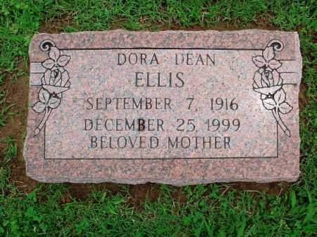 DEAN ELLIS, DORA - Benton County, Arkansas | DORA DEAN ELLIS - Arkansas Gravestone Photos