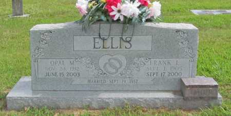ELLIS, FRANK L. - Benton County, Arkansas | FRANK L. ELLIS - Arkansas Gravestone Photos