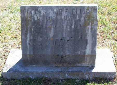 ELLIS, GLADYS MARIE - Benton County, Arkansas   GLADYS MARIE ELLIS - Arkansas Gravestone Photos