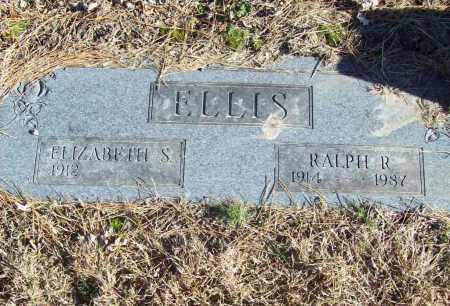 ELLIS, ELIZABETH S. - Benton County, Arkansas | ELIZABETH S. ELLIS - Arkansas Gravestone Photos
