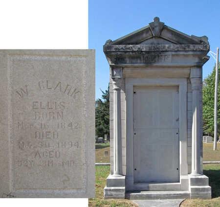 ELLIS, WILLIAM CLARK - Benton County, Arkansas | WILLIAM CLARK ELLIS - Arkansas Gravestone Photos
