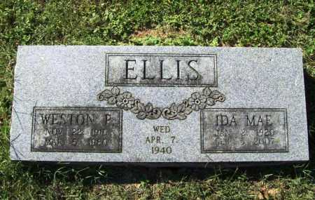 ELLIS, IDA MAE - Benton County, Arkansas | IDA MAE ELLIS - Arkansas Gravestone Photos