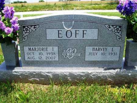 EDMONSON EOFF, MARJORIE IRENE - Benton County, Arkansas | MARJORIE IRENE EDMONSON EOFF - Arkansas Gravestone Photos