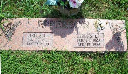 EPPERSON, DELLA L. - Benton County, Arkansas | DELLA L. EPPERSON - Arkansas Gravestone Photos