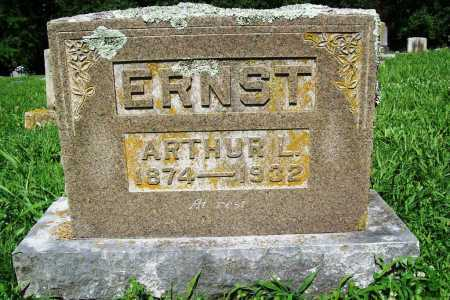 ERNST, ARTHUR L. - Benton County, Arkansas | ARTHUR L. ERNST - Arkansas Gravestone Photos