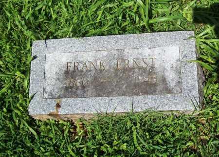 ERNST, FRANK - Benton County, Arkansas | FRANK ERNST - Arkansas Gravestone Photos
