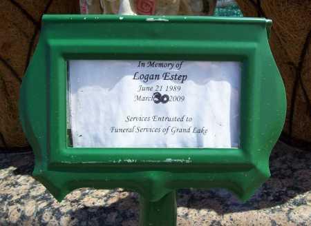 ESTEP, LOGAN - Benton County, Arkansas | LOGAN ESTEP - Arkansas Gravestone Photos