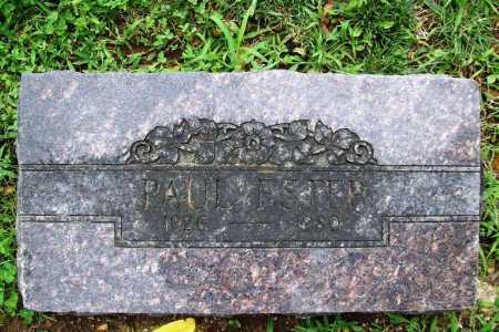 ESTEP, PAUL - Benton County, Arkansas | PAUL ESTEP - Arkansas Gravestone Photos