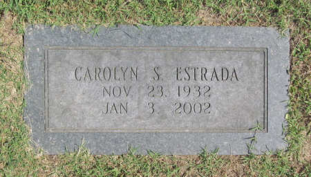 COOPER ESTRADA, CAROLYN SUE - Benton County, Arkansas | CAROLYN SUE COOPER ESTRADA - Arkansas Gravestone Photos