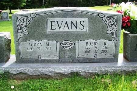 EVANS, BOBBY R. - Benton County, Arkansas | BOBBY R. EVANS - Arkansas Gravestone Photos