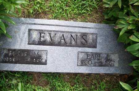 EVANS, EARL E. - Benton County, Arkansas | EARL E. EVANS - Arkansas Gravestone Photos