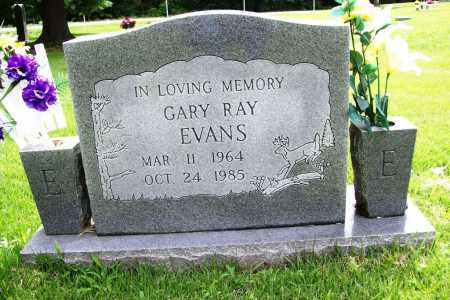 EVANS, GARY RAY - Benton County, Arkansas | GARY RAY EVANS - Arkansas Gravestone Photos