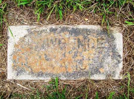 EVANS, LAWRENCE - Benton County, Arkansas | LAWRENCE EVANS - Arkansas Gravestone Photos