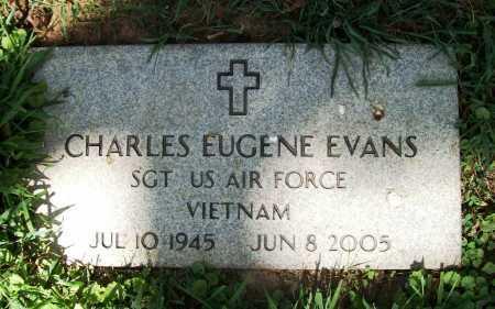 EVANS (VETERAN VIET), CHARLES EUGENE - Benton County, Arkansas | CHARLES EUGENE EVANS (VETERAN VIET) - Arkansas Gravestone Photos