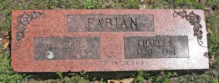 FABIAN, CLARA L - Benton County, Arkansas | CLARA L FABIAN - Arkansas Gravestone Photos