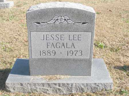 FAGALA, JESSE LEE - Benton County, Arkansas | JESSE LEE FAGALA - Arkansas Gravestone Photos