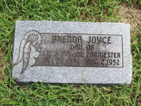 FARRIESTER, BRENDA JOYCE - Benton County, Arkansas   BRENDA JOYCE FARRIESTER - Arkansas Gravestone Photos