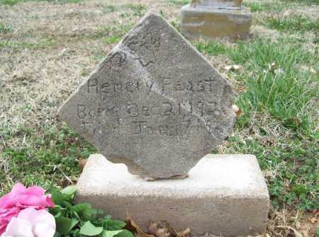 FEAST, HENERY - Benton County, Arkansas | HENERY FEAST - Arkansas Gravestone Photos