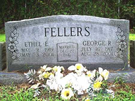FELLERS, GEORGE R. - Benton County, Arkansas | GEORGE R. FELLERS - Arkansas Gravestone Photos
