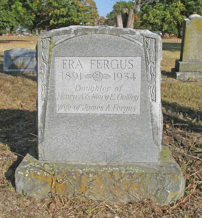 FERGUS, FRA - Benton County, Arkansas | FRA FERGUS - Arkansas Gravestone Photos