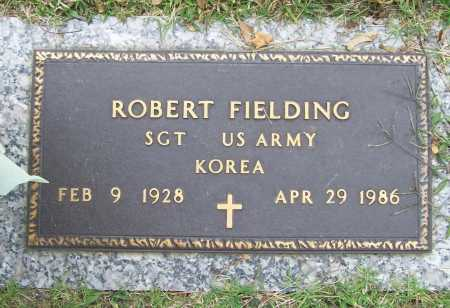 FIELDING (VETERAN KOR), ROBERT - Benton County, Arkansas | ROBERT FIELDING (VETERAN KOR) - Arkansas Gravestone Photos