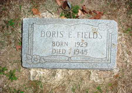 FIELDS, DORIS ELLEN - Benton County, Arkansas | DORIS ELLEN FIELDS - Arkansas Gravestone Photos