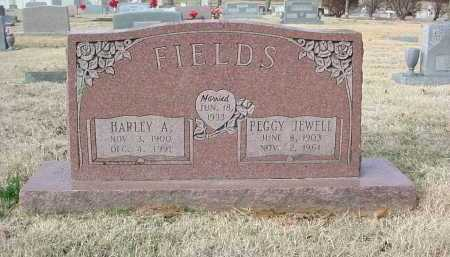 FIELDS, HARLEY A. - Benton County, Arkansas | HARLEY A. FIELDS - Arkansas Gravestone Photos