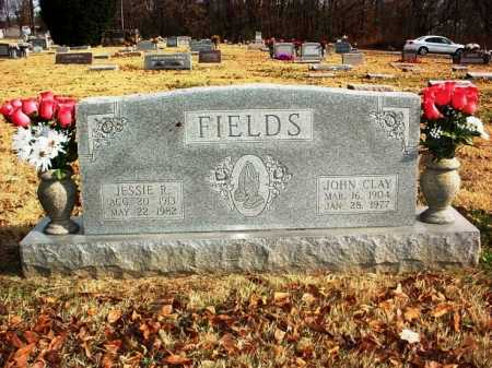 FIELDS, JOHN CLAYWELL - Benton County, Arkansas | JOHN CLAYWELL FIELDS - Arkansas Gravestone Photos