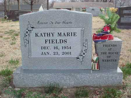 FIELDS, KATHY MARIE - Benton County, Arkansas | KATHY MARIE FIELDS - Arkansas Gravestone Photos