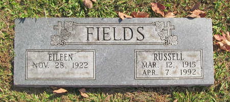 FIELDS, RUSSELL - Benton County, Arkansas | RUSSELL FIELDS - Arkansas Gravestone Photos