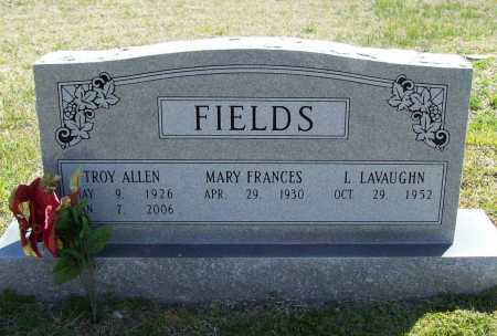 FIELDS, TROY ALLEN - Benton County, Arkansas | TROY ALLEN FIELDS - Arkansas Gravestone Photos