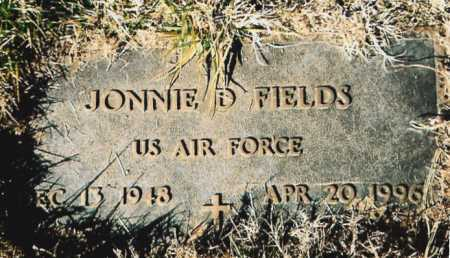 FIELDS (VETERAN), JONNIE D - Benton County, Arkansas | JONNIE D FIELDS (VETERAN) - Arkansas Gravestone Photos