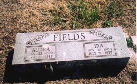 "FIELDS, WILLIAM PRESSLEY ""IRA"" - Benton County, Arkansas 