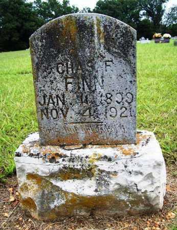 FINN, CHARLES F. - Benton County, Arkansas | CHARLES F. FINN - Arkansas Gravestone Photos
