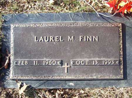 FINN, LAUREL M. - Benton County, Arkansas | LAUREL M. FINN - Arkansas Gravestone Photos