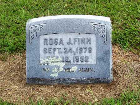 FINN, ROSA J. - Benton County, Arkansas | ROSA J. FINN - Arkansas Gravestone Photos